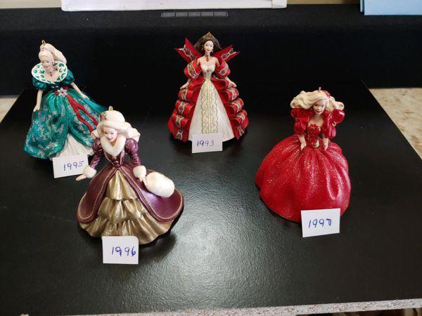 Christmas Tree Dolls(antique)