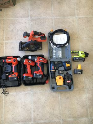 Power Tools, Drills, Drivers, Saw for Sale in Oceanside, CA