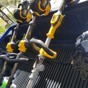 60v & 20v Weed Wackers for Sale in St. Petersburg, FL