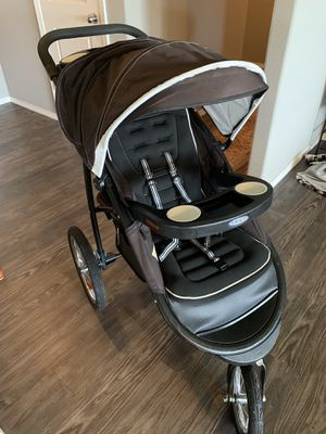 Graco Click Connect Jogger Stroller for Sale in Lowell, AR
