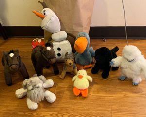 Kids stuffed animal lot for Sale in Seattle, WA
