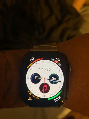 Apple Watch Series 5 GPS & Cellular for Sale in Land O Lakes, FL