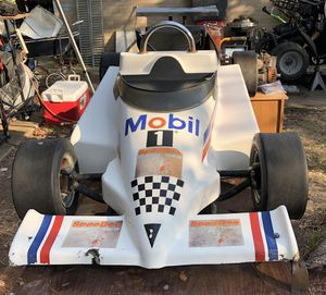 GO KART MOBIL 1 BY MANCO WITH 5HP ENGINE for Sale in Irving, TX