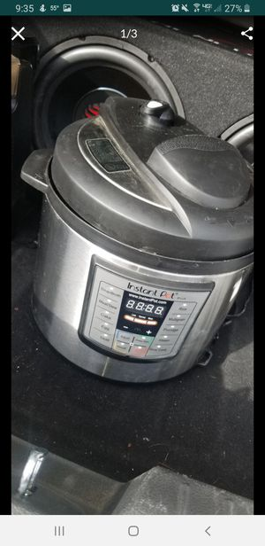 Instant Pot for Sale in Mesa, AZ