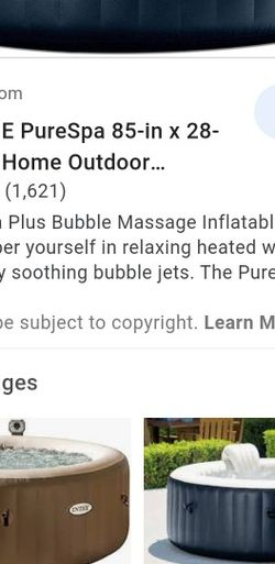 Intex Portable Hot Tub for Sale in Vancouver,  WA