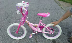 "Huffy Disney Princess 16"" bike - like new! for Sale in Smyrna, GA"