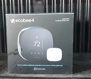 Ecobee4 Smart Thermostat with Sensor for Sale in Philadelphia, PA