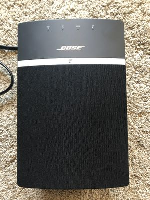 Bose Soundtouch 10 wireless music speaker for Sale in Scottsdale, AZ