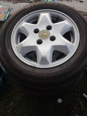 honda accord wheels 4 lugs for Sale in Colton, CA
