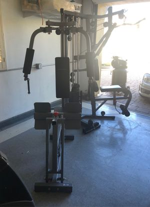 Bodycraft home gym . Hardly been used for Sale in San Juan Capistrano, CA