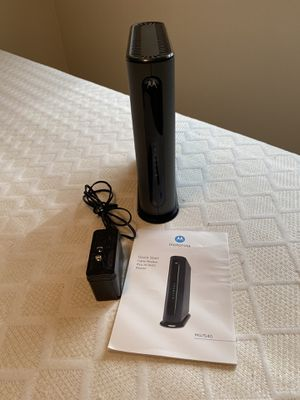 MG7540 Cable modem/router for Sale in Naples, FL