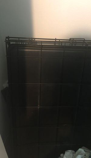 "54"" metal dog crate for Sale in Portland, OR"