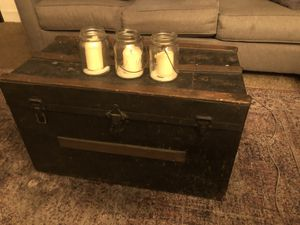 Vintage Chest Coffee Table for Sale in Jefferson City, MO