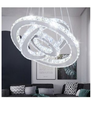RING LED CHANDELIER for Sale in Tucker, GA