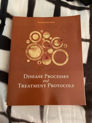 Disease Processes and Treatment Protocols for Sale in Houston, TX