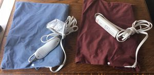 Heating pads and heated throw blanket for Sale in Seattle, WA