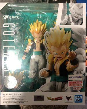Dragonball z SH Figuarts gotenks for Sale in Kent, WA