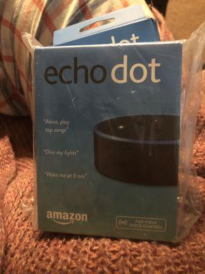 Amazon Echo dot for Sale in West Deptford, NJ