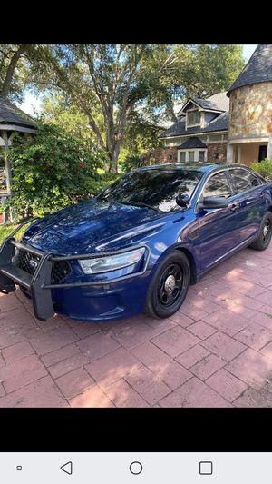 2013 Ford Police Interceptor Sedan for Sale in Winter Springs, FL