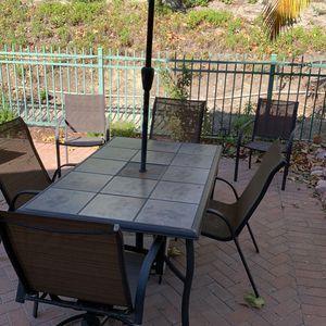 Patio Set for Sale in Rancho Santa Margarita, CA