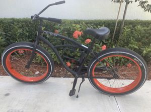 SUN CRUSHER FAT TIRE BIKE! PRICE IS FIRM! for Sale in Fort Lauderdale, FL