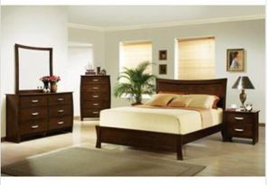 Bedroom Set, Quebec Sized for Sale in Seattle, WA