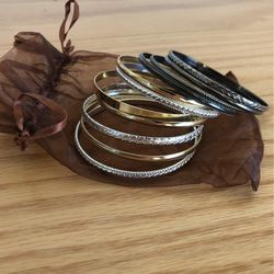 Thin Metal Bracelet Lot for Sale in Boston,  MA