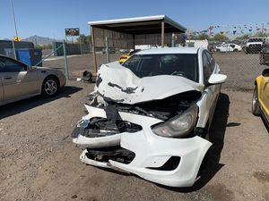2012 Hyundai Accent For Parts for Sale in Laveen Village, AZ