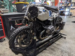 2018 BMW R NINET URBAN GS MOTORCYCLE PARTS for Sale in Millbrae, CA