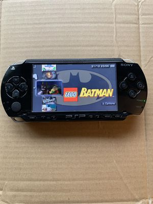 PSP Black Like New With 5,000+ Games & Movies 🎮 for Sale in Santa Ana, CA