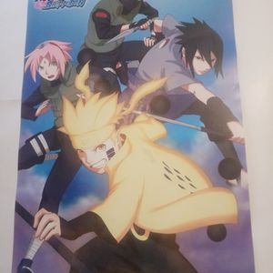 Anime Posters - Naruto Shippuden #1 for Sale in Lakewood, CA