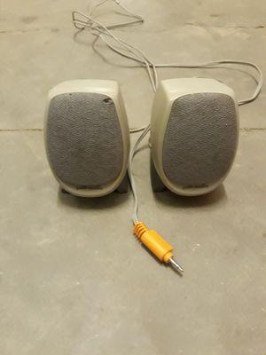 Polk Audio mini seakers for Sale in Fresno, CA