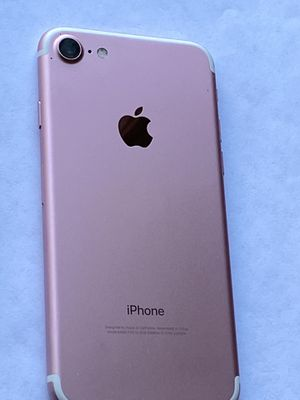 iPhone 7 Rose Gold unlocked for Sale in St. Louis, MO