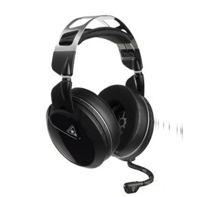 Turtle Beach - Elite Atlas Wired Stereo Gaming Headset for PC - Black for Sale in Fontana, CA