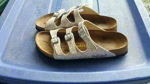 Pair of Papillio sandals by Birkenstock for Sale in Marietta, GA