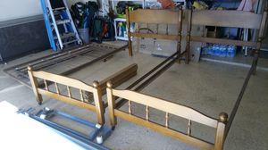 Twin bed frames. $40 EACH for Sale in Allen, TX