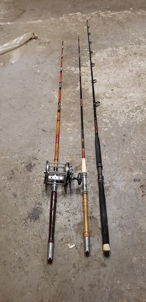 Fishing rods for Sale in Palm Harbor, FL
