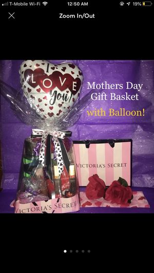 Victoria Secret VS Theme Mothers Day Gift Basket Pickup in BUFFALO NY ❤️ Ready To Gift for Sale in Buffalo, NY