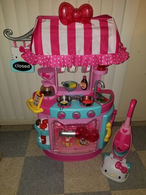 Hello kitty kitchen for Sale in Rancho Cucamonga, CA