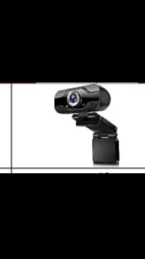 Web camera (black) for Sale in Chicago, IL