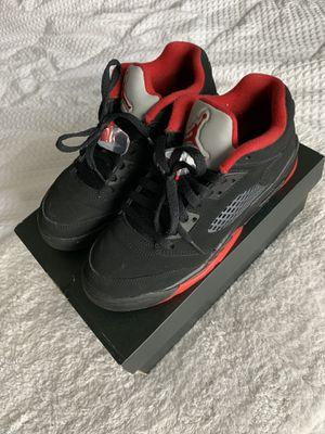 """Air Jordan Retro 5 Low """"Alternate 90"""" for Sale in Fort Worth, TX"""