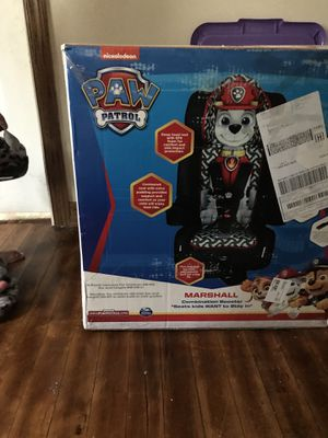 Marshall toddle car seat for Sale in Minneapolis, MN