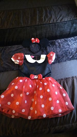 Minnie mouse size 2 costume for Sale in Fort Worth, TX