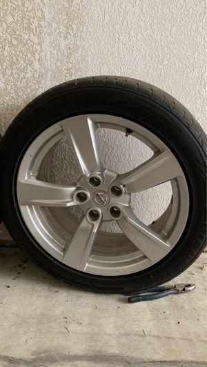 370z wheels for Sale in Alexander, AR
