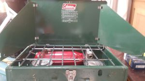 Camping stove for Sale in Riverside, CA