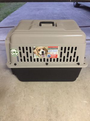 Dog crate- medium size brand new $25 for Sale in Austin, TX