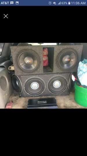Stereo System for Sale in Dallas, TX