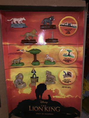 Lion King McD Collection for Sale in Columbus, OH