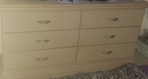 Dresser with mirror,night stand & armoire. for Sale in Winter Haven, FL