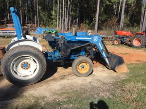 Ford 4610 Tractor for Sale in Wetumpka, AL